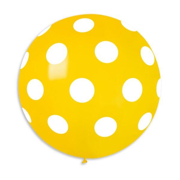 G220P: #002 Yellow Polka Dot 314328