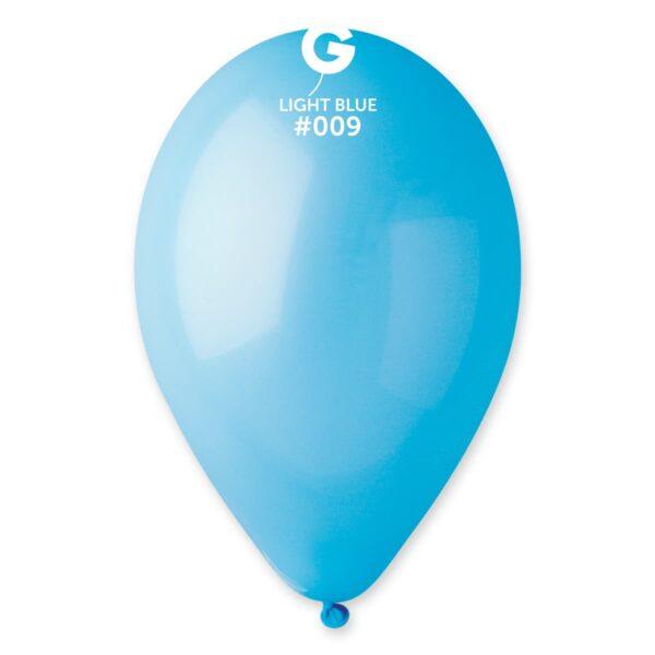 """G110: #009 Light Blue 110906 Standard Color 12"""""""