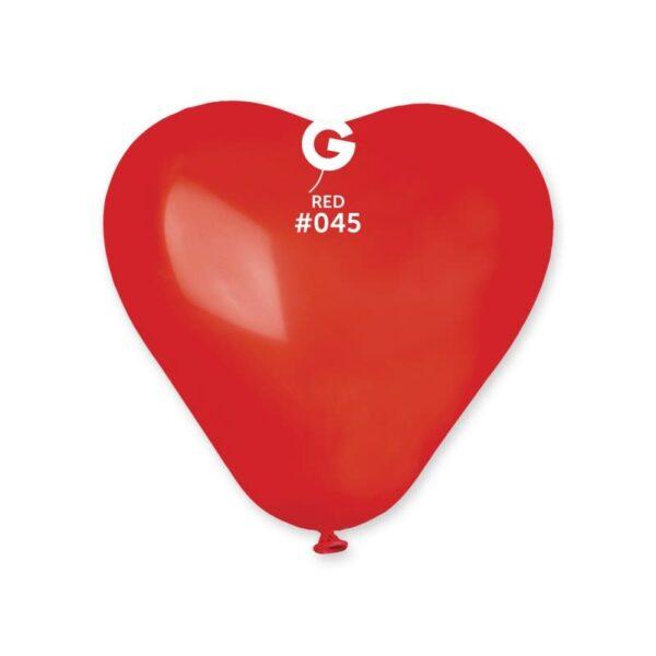 CR6:#045 Red Heart Shape 574516