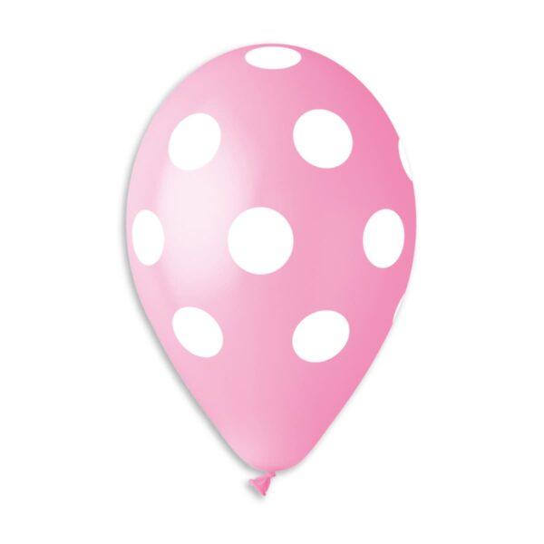 GS110: #057 Pink/White Polka Dot 926477