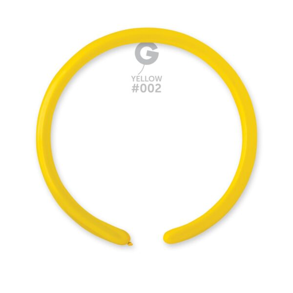 """D2: #002 Yellow 210200 Standard Color 1/60"""""""