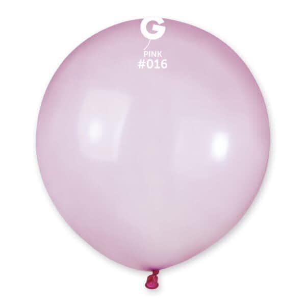 "G150: #016 Crystal Pink 151657 Crystal Color 19"""
