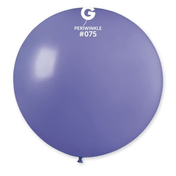 """G30: #075 Periwinkle 340242 Standard Color 31"""""""
