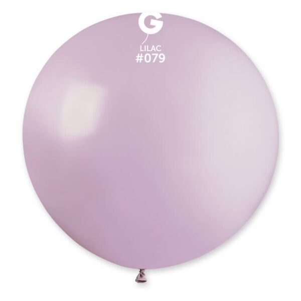 "G30: #079 Lilac 329940 Standard Color 31"""