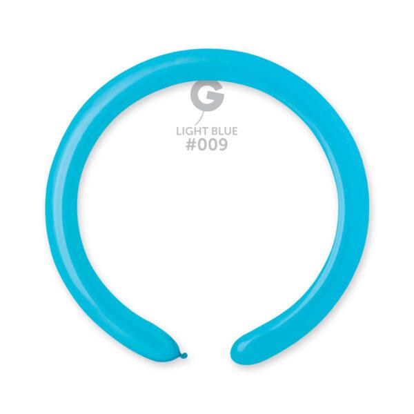 "D4: #009 Light Blue 550900 Standard Color 2/60"""