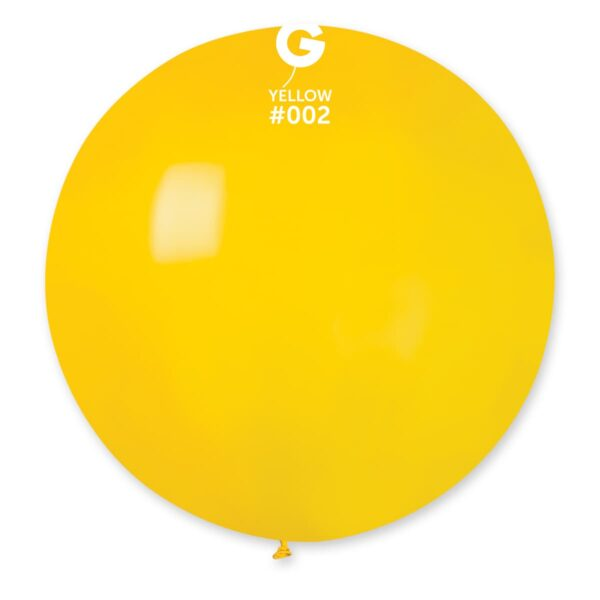 """G30: #002 Yellow 326062 Standard Color 31"""""""