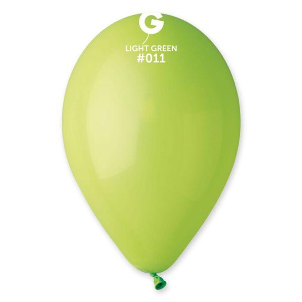 "G110: #011 Light Green 111101 Standard Color 12"""