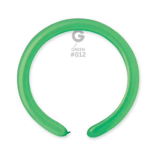 "D4: #012 Green 551204 Standard Color 2/60"""