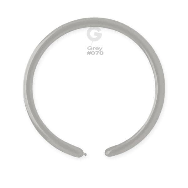 "D2: #070 Grey 217001 Standard Color 1/60"""