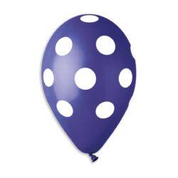 GS110: #046 Blue/White Polka Dot 923285