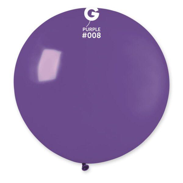 "G30: #008 Purple 340181 Standard Color 31"""