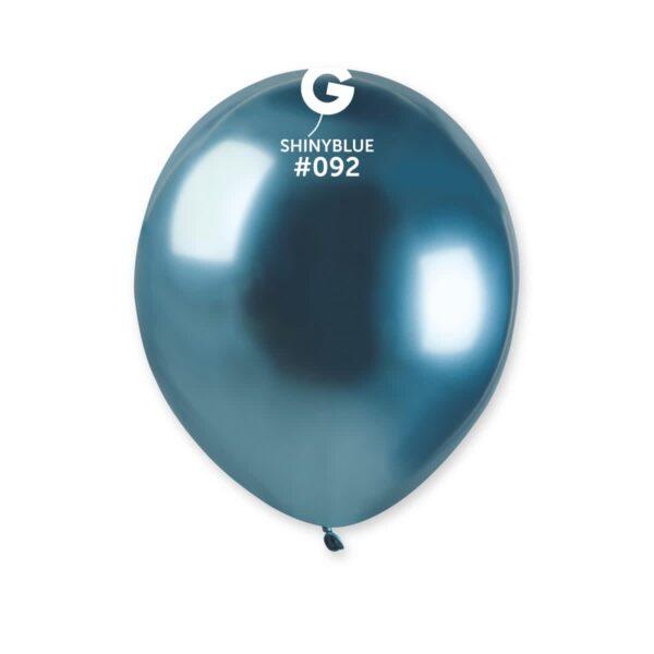 AB50: #092 Shiny Blue 059205 5″