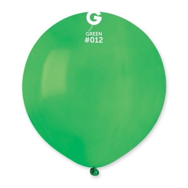 "G150: #012 Green  151251 Standard Color 19"""