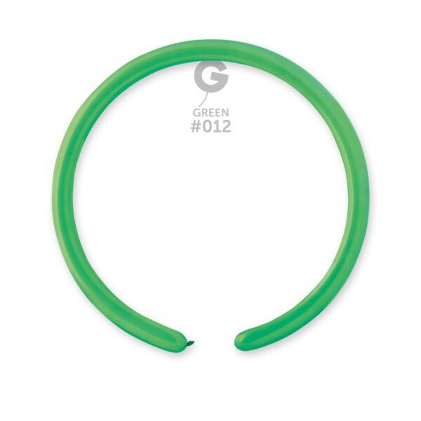 "D2: #012 Green 211207 Standard Color 1/60"""