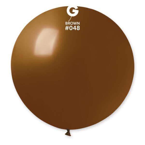 """G30: #048 Brown 329858 Standard Color 31"""""""