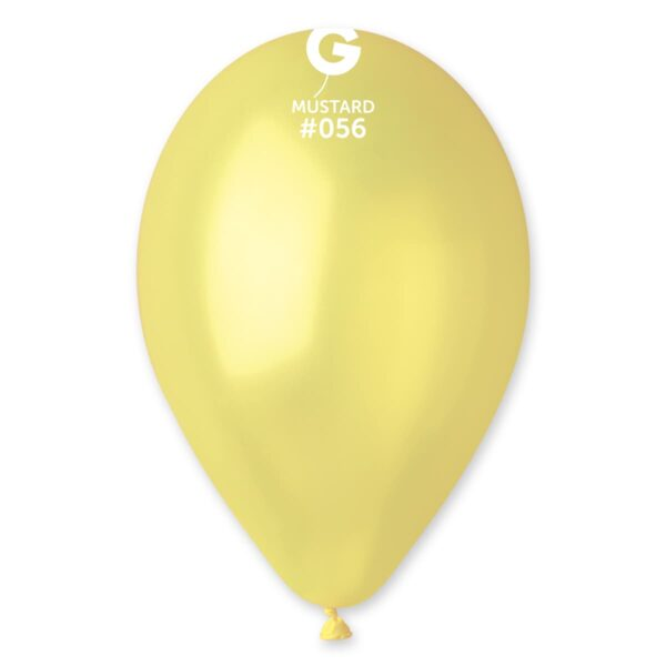 "GM110: #056 Metal Mustard 115604 Metallic Color 12"""