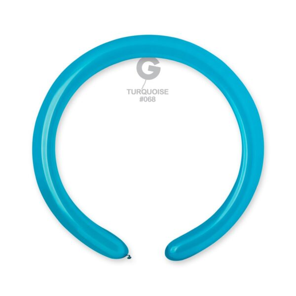 """D4: #068 Turquoise 556803 Standard Color 2/60"""""""