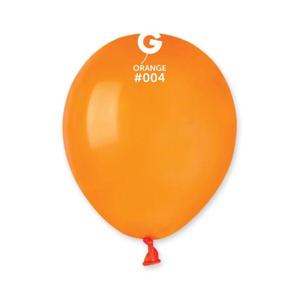 "A50: #004 Orange 050417 Standard Color 5"""