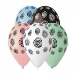 GS120: #864 Spiral Dots 929157