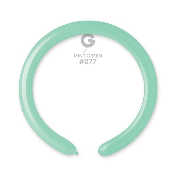 """D4: #077 Mint Green 557701 Standard Color 2/60"""""""
