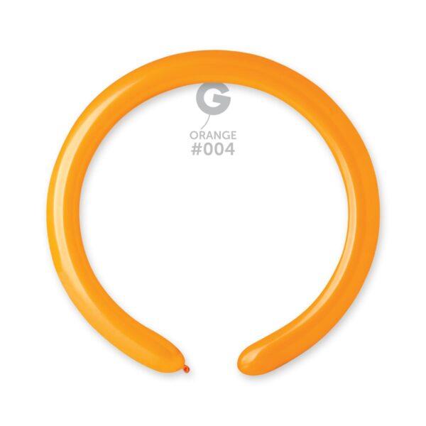 """D4: #004 Orange 550405 Standard Color 2/60"""""""
