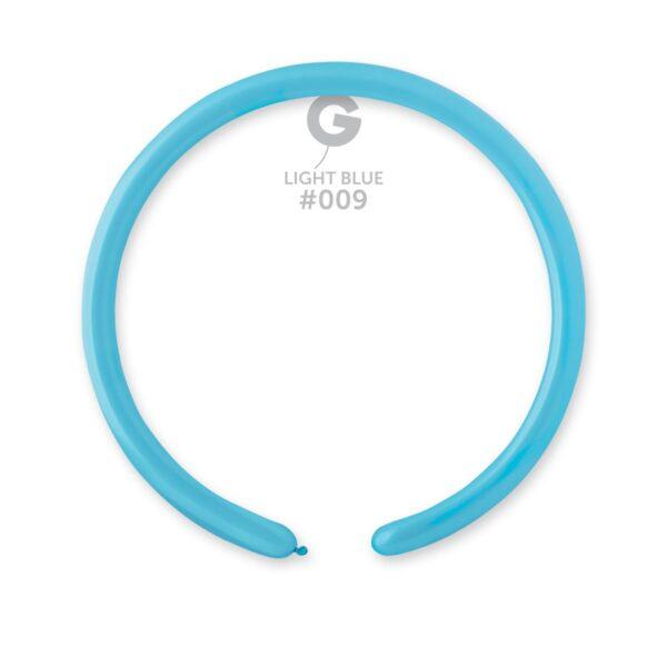Standard Light Blue #009 – 1in