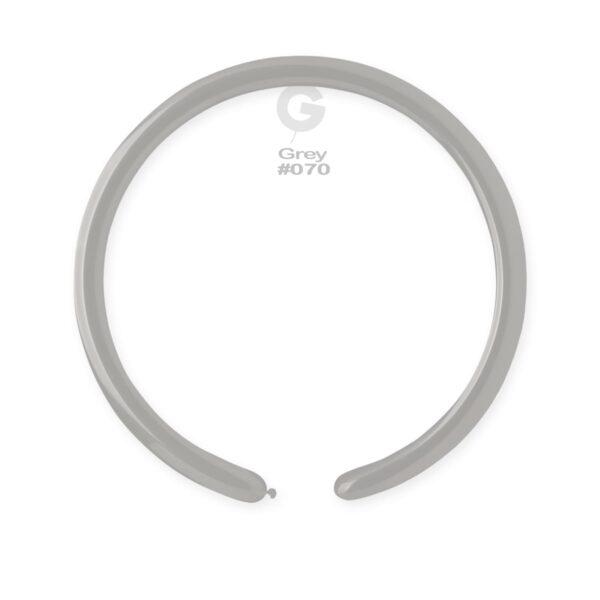 "D4: #070 Grey 557008 Standard Color 2/60"""