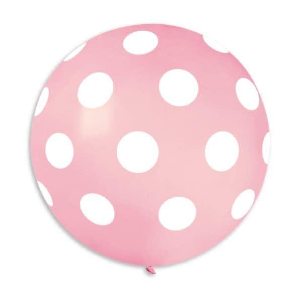 G220P: #057 Pink Polka Dot 314366