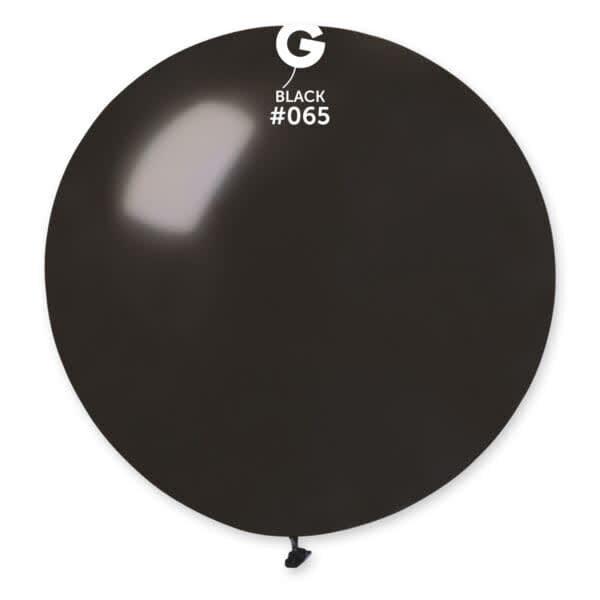 "GM30: #065 Metal Black 340020 Metallic Color 31"""