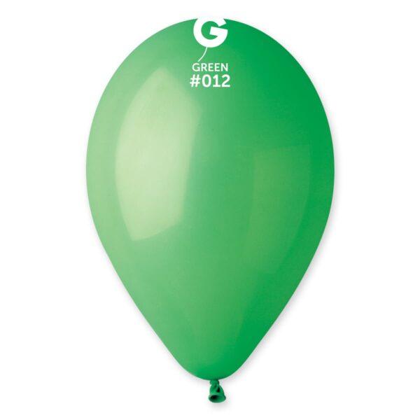 "G110: #012 Green 111200 Standard Color 12"""