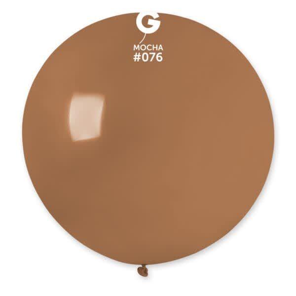 """G30: #076 Mocha 340259 Standard Color 31"""""""