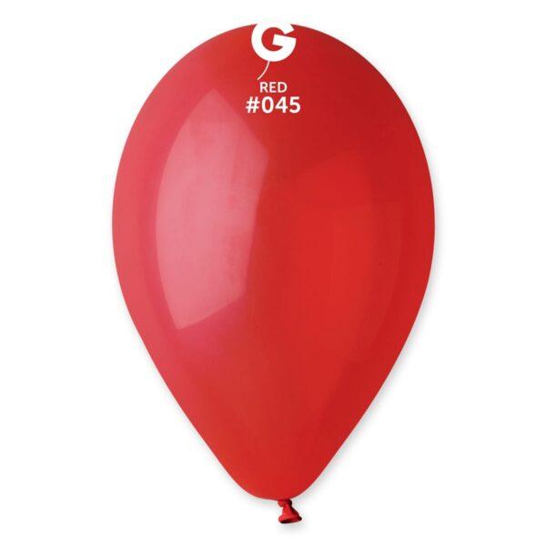 "G110: #045 Red 114508 Standard Color 12"""