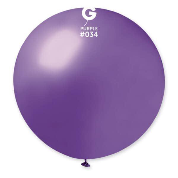 Metallic Purple #034 – 31in