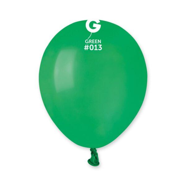 "A50: #013 Green 051315  Standard Color 5"""