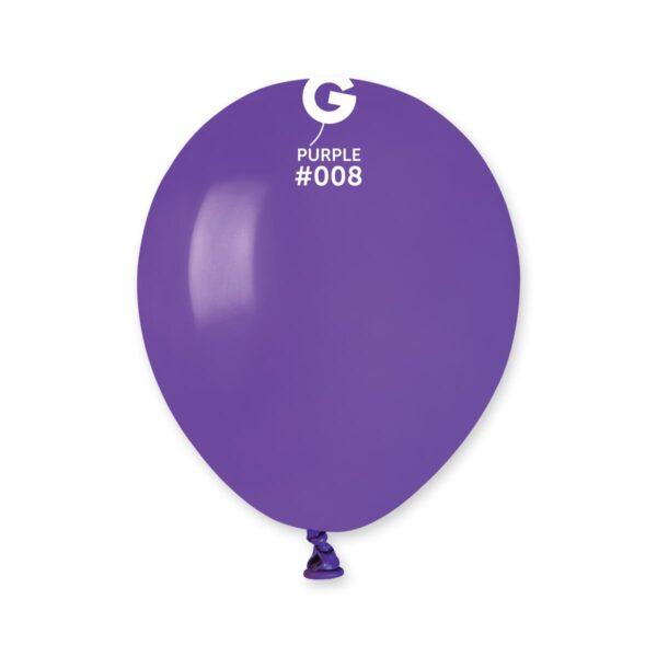 "A50: #008 Purple 050813 Standard Color 5"""