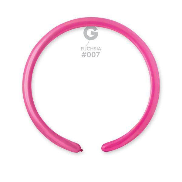 "D2: #007 Fuchsia 210705 Standard Color 1/60"""