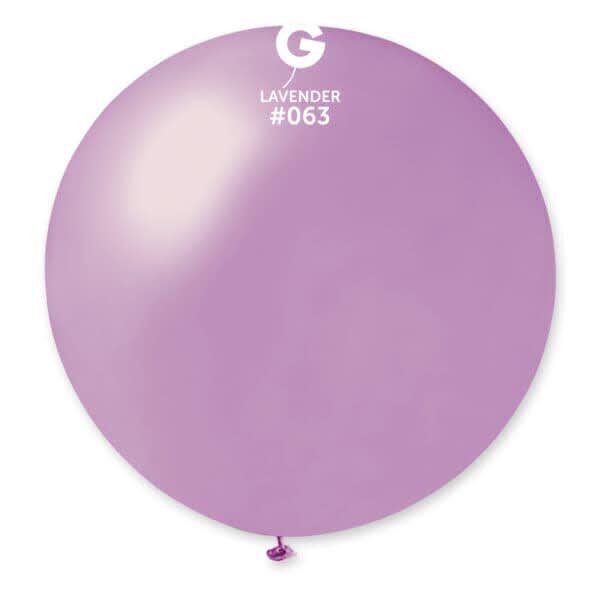 Metallic Lavender #063 – 31in