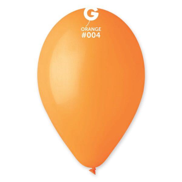 """G110: #004 Orange 110401 Standard Color 12"""""""
