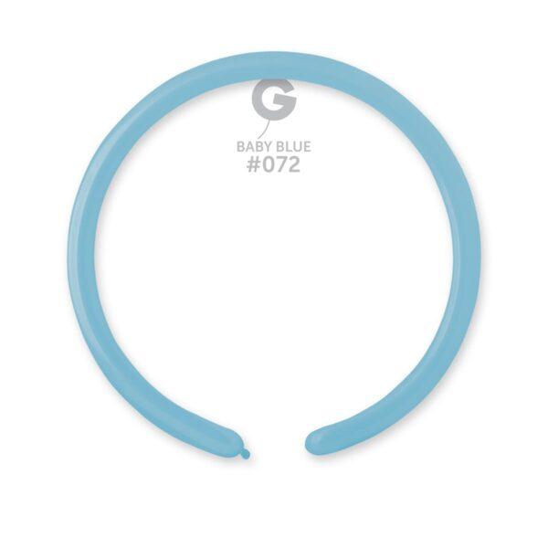 "D2: #072 Baby Blue 217209 Standard Color 1/60"""