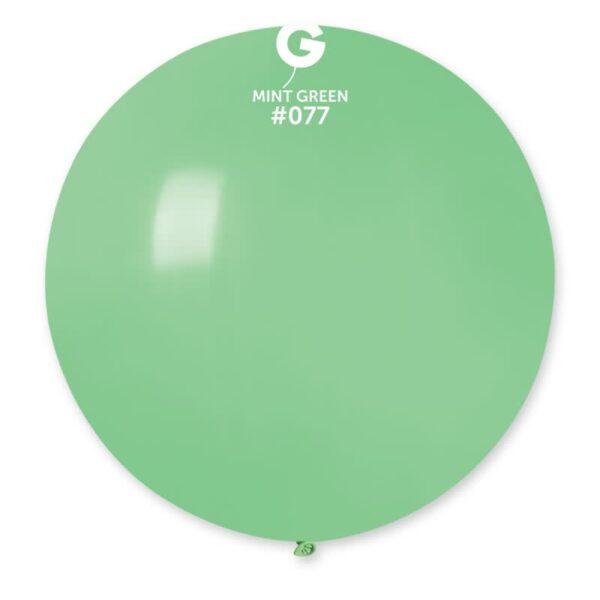 Standard Mint Green #077 – 31in