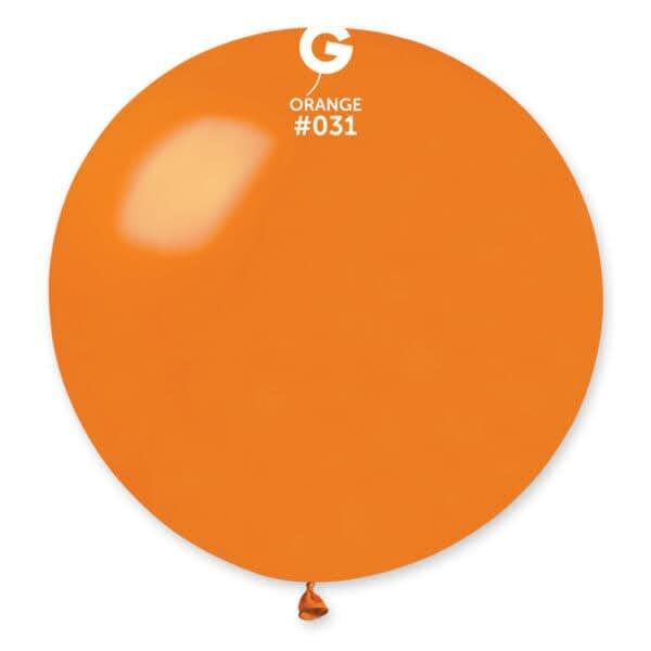Metallic Orange #031 – 31in