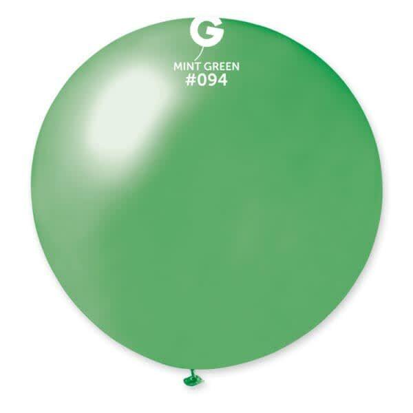 Metallic Mint Green #094 – 31in