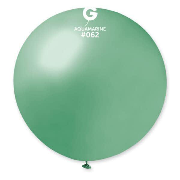 """GM30: #062 Metal Acquamarine 340402 Metallic Color 31"""""""