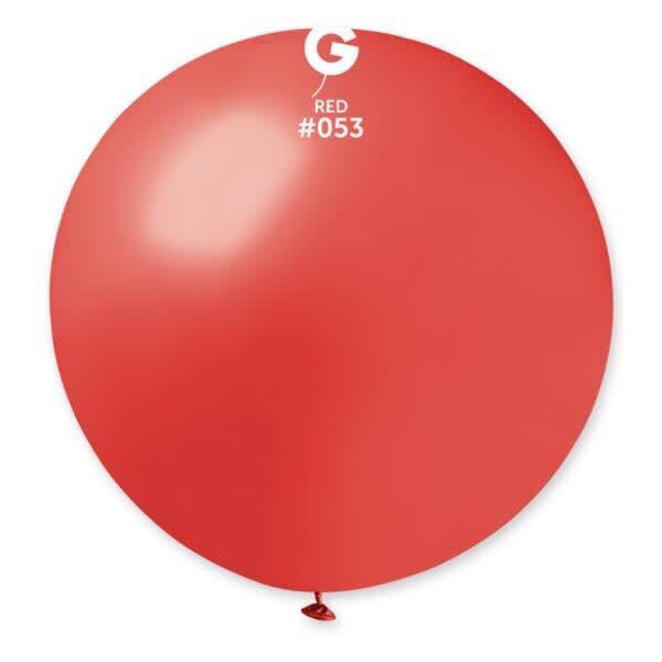 "GM30: #053 Metal Red 340358 Metallic Color 31"""
