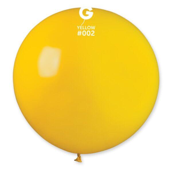 Standard Yellow #002 – 31in