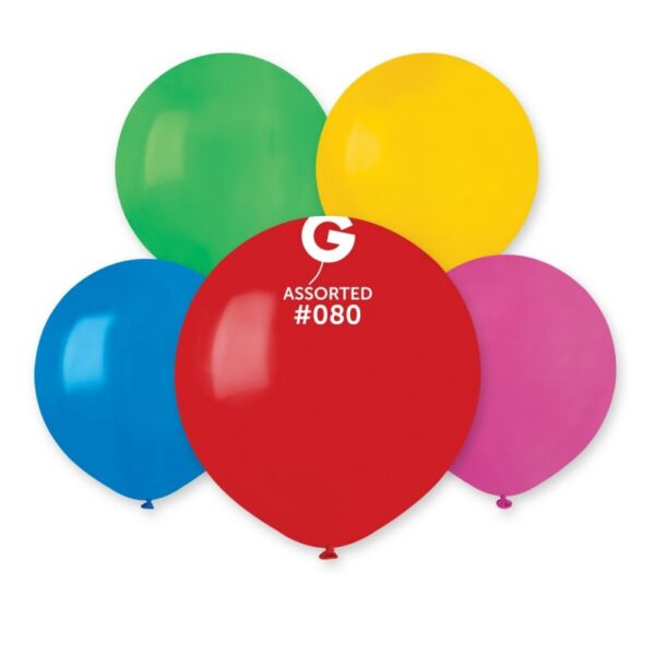 "G150: #080 Assorted 158052 Standard Color 19"""