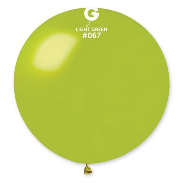 Metallic Light Green #067 – 31in