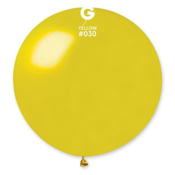"GM30: #030 Metal Yellow 329964 Metallic Color 31"""