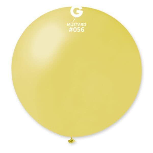 "GM30: #056 Metal Mustard 340372 Metallic Color 31"""