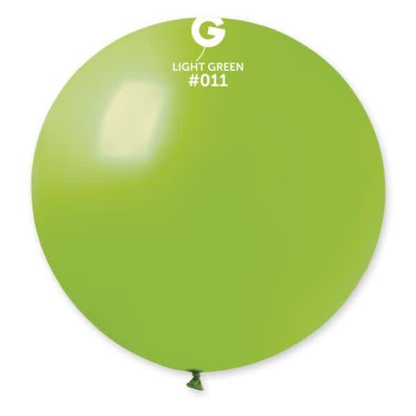 Standard Light Green #011 – 31in